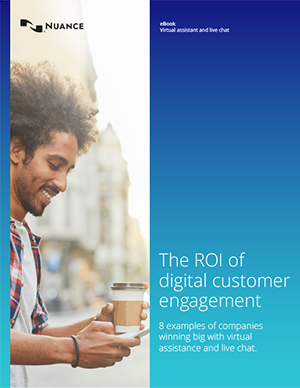 The ROI of Digital Customer Engagement image