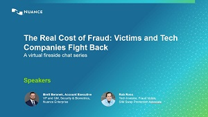 The real cost of fraud: Victims and tech companies fight back Webinar