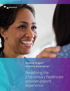 Redefining the 21st-century provider-patient experience white paper thumbnail