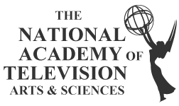 National Academy of Television Arts and Sciences Emmy award logo